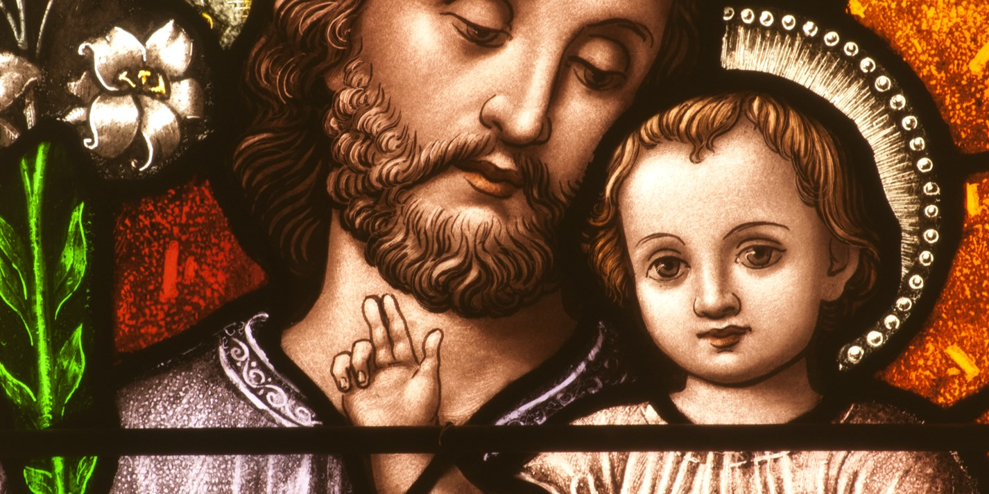 Happy Father's Day: the feast of St Joseph