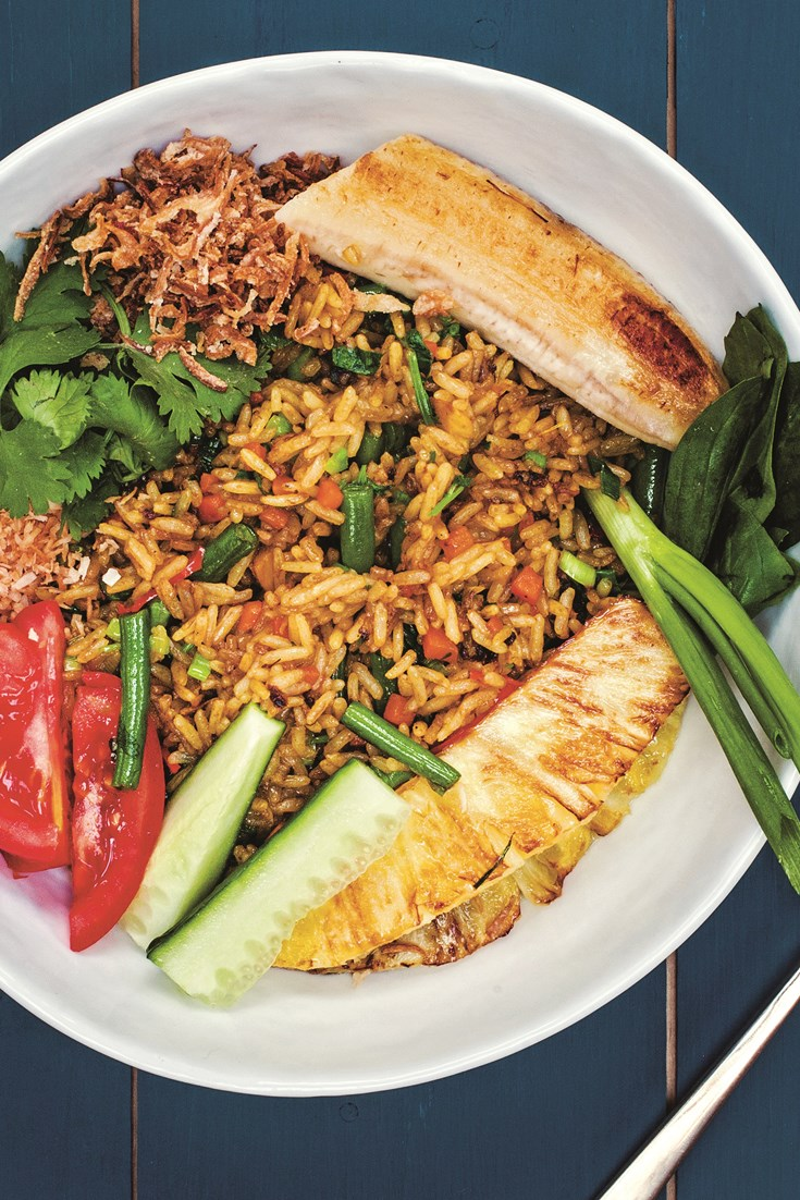 Vegan Nasi Goreng Recipe - Great British Chefs