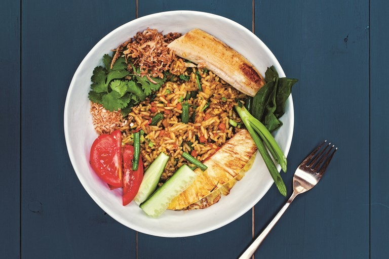 vegan nasi goreng recipe great british chefs
