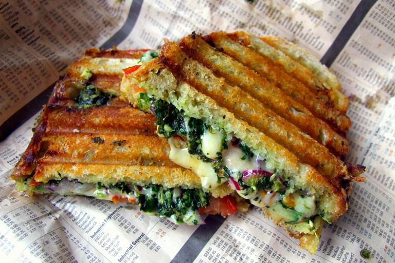 Mumbai Sandwich Recipe Great British Chefs