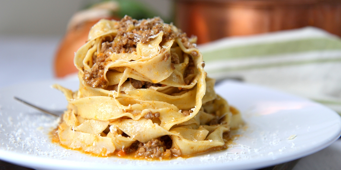 Authentic Italian Bolognese Rag 249 Recipe Great Italian Chefs