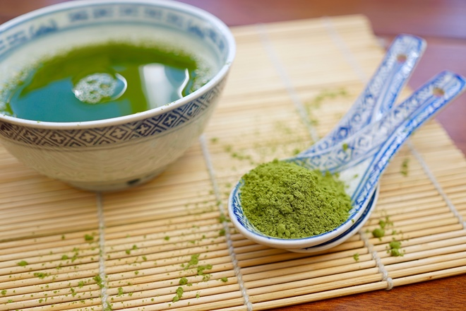 Flavours of Japan – matcha