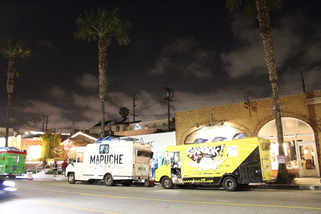 The ten best food trucks in Los Angeles