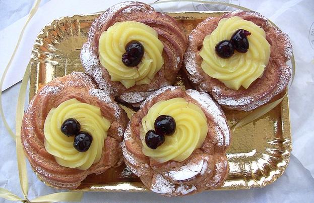 Recipe: Almond Foams / Meringue Cookies (Spumini ...