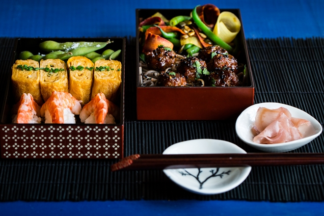 Flavours of Japan - bento