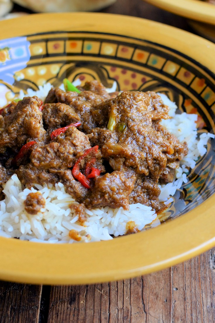 Quick Lamb Curry Recipe - Great British Chefs