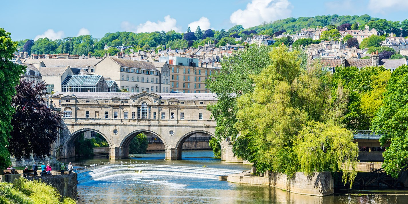 Bath food and drink guide