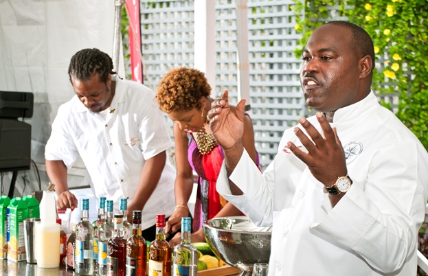 Food & Wine and Rum Festival