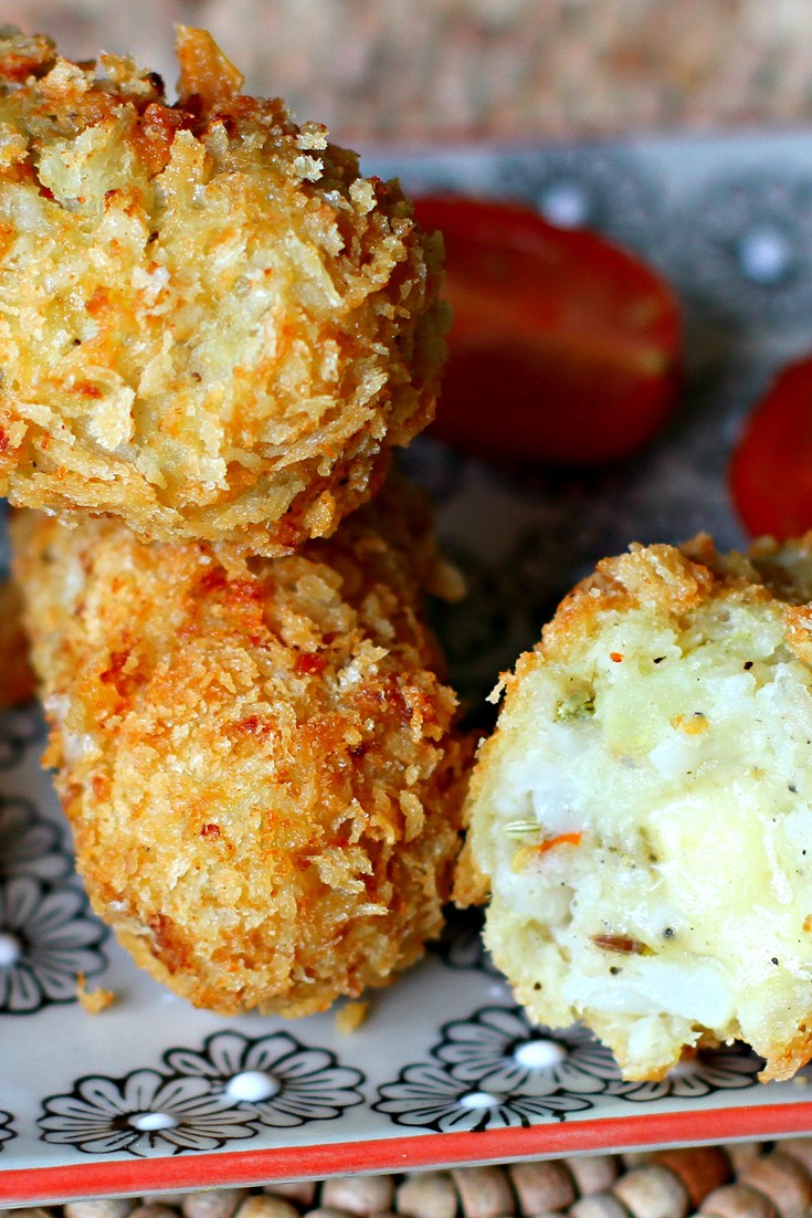 Cauliflower Cheese Croquettes Recipe Great British Chefs