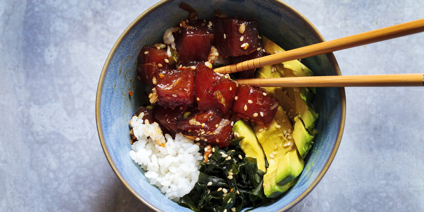 A guide to poké and the street food of Hawaii