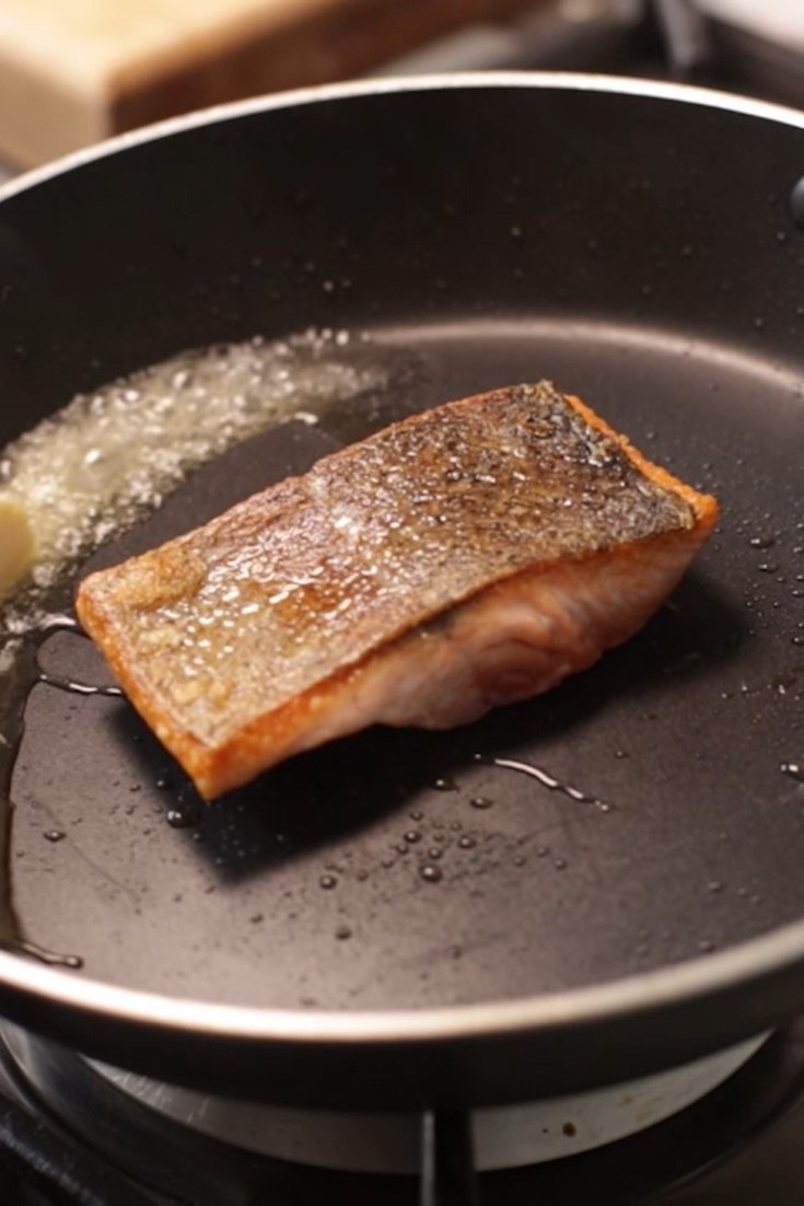 How To Pan Fry Trout Fillets Great British Chefs