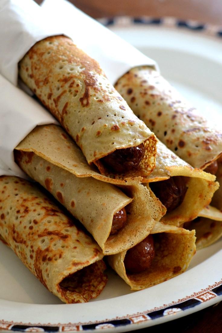 Galette Saucisse Recipe Great British Chefs