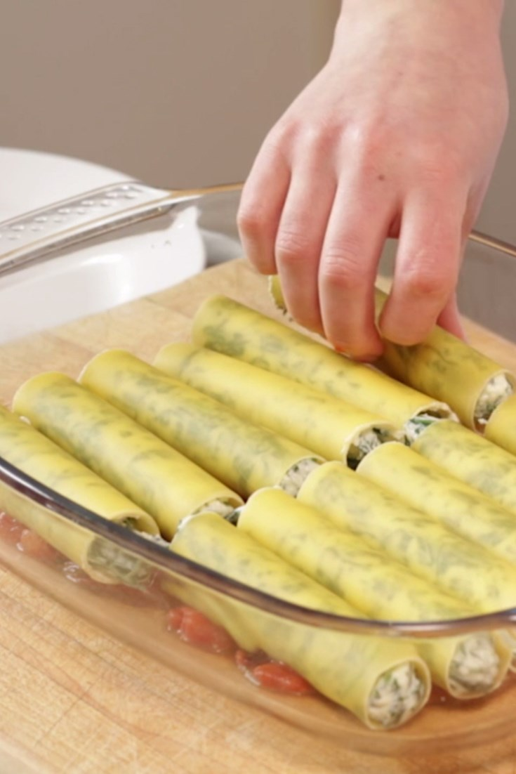 How To Make Cannelloni Great British Chefs