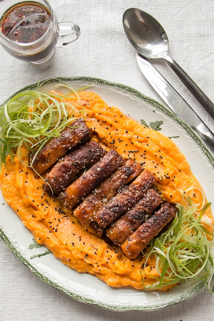 Crispy Slow Cooked Pork Belly Recipe Great British Chefs