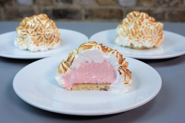 Mini Baked Alaskas Recipe Great British Chefs