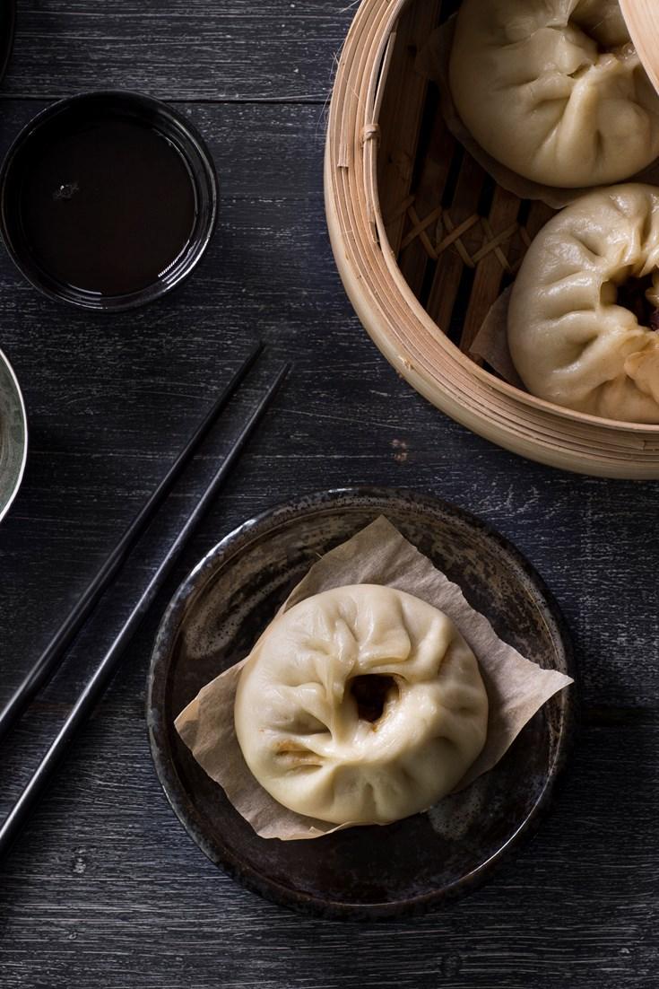 how to cook bao buns
