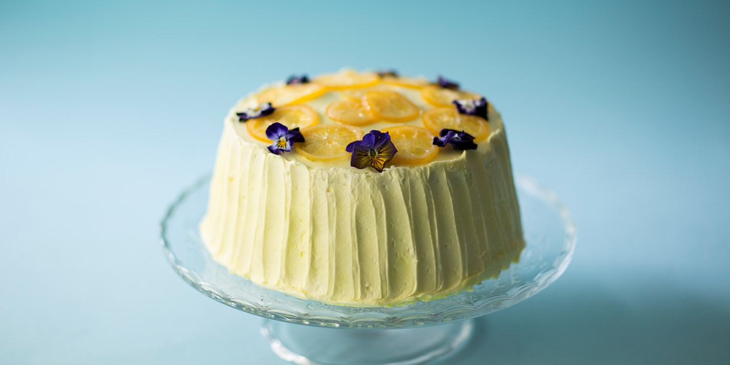 Cake Recipes - Great British Chefs