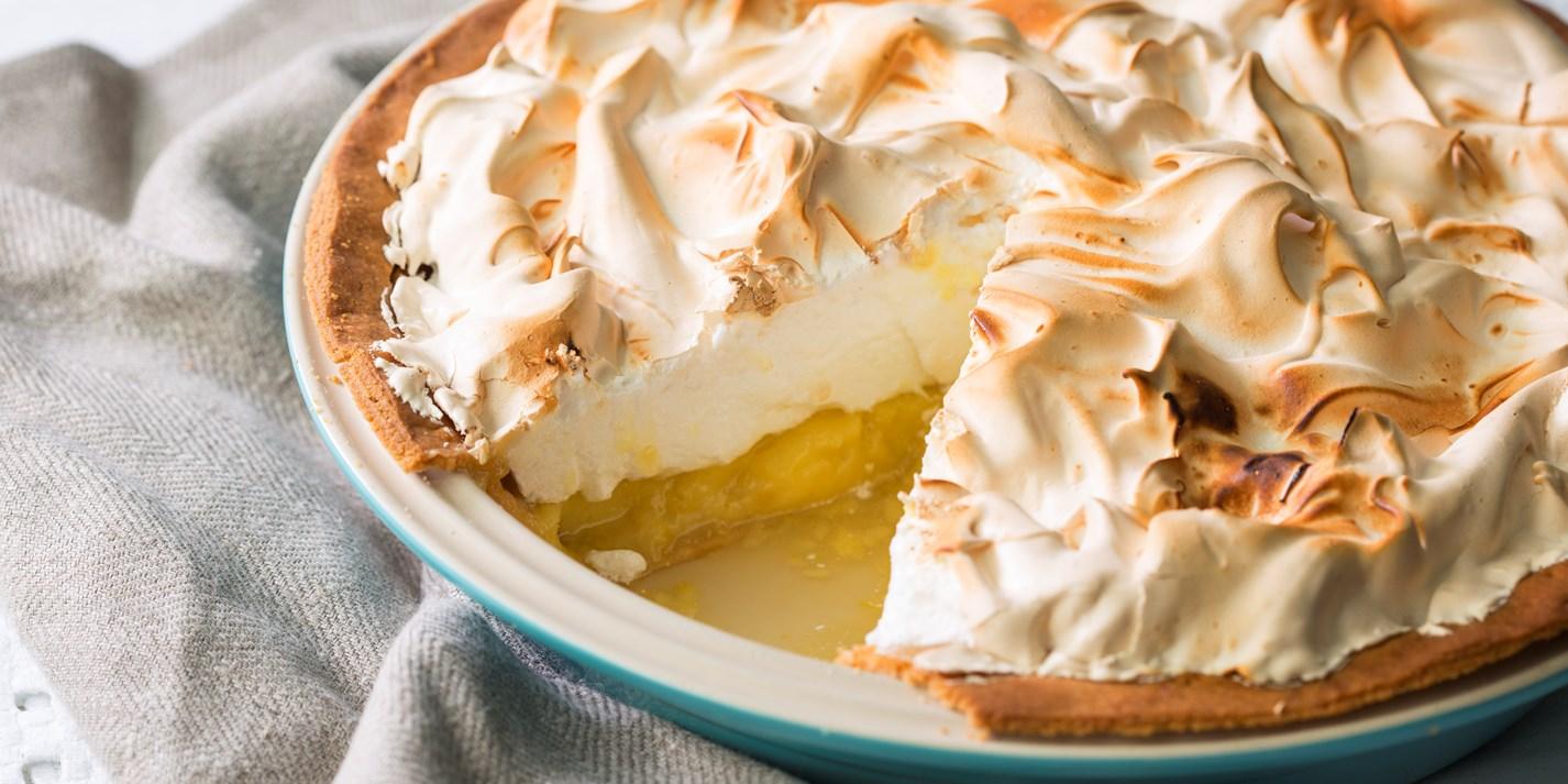 Ultimate Lemon Meringue Pie Recipe Great British Chefs
