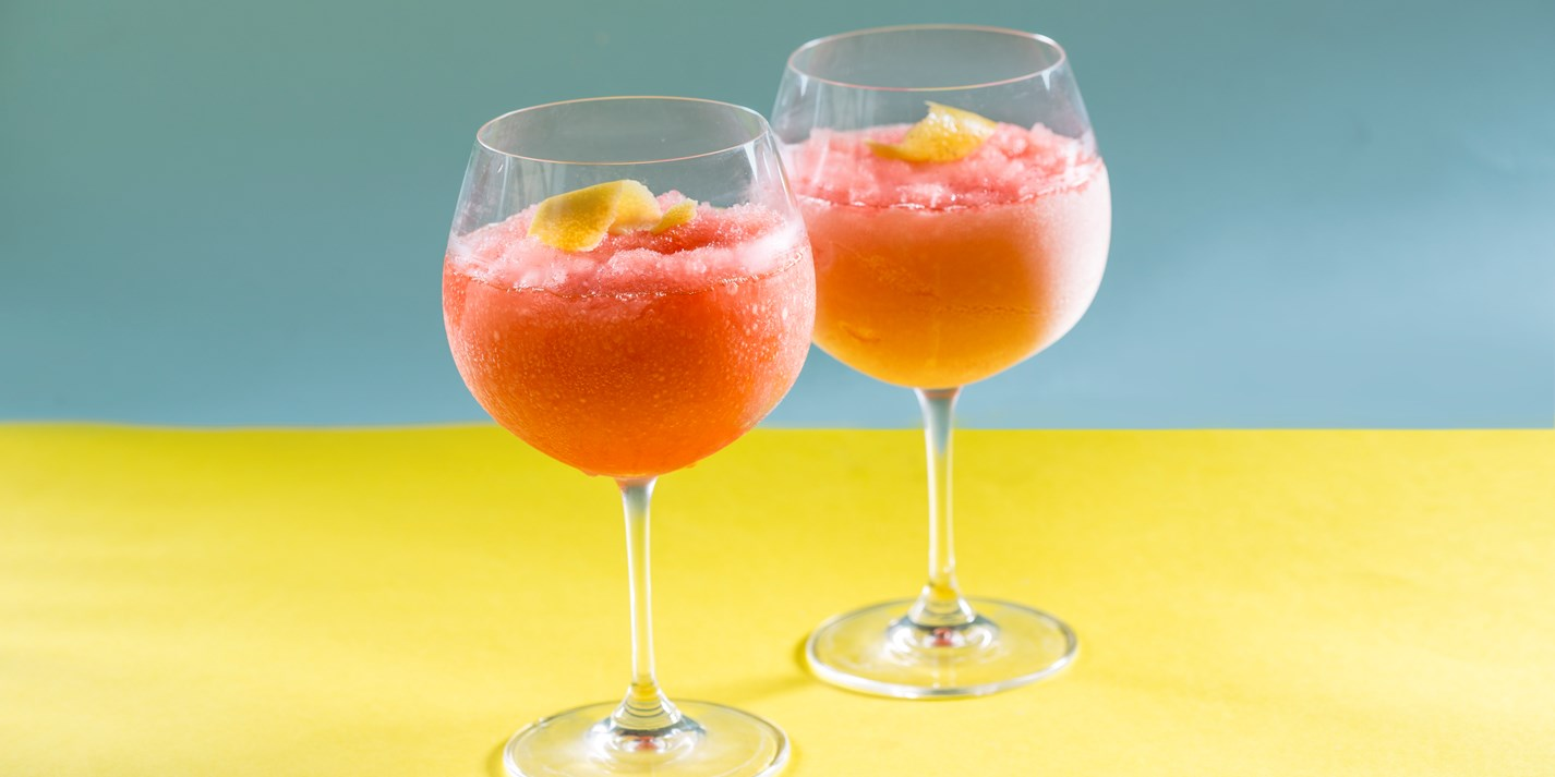 Frozen cocktail