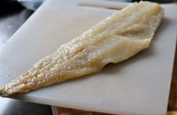 How to salt cod