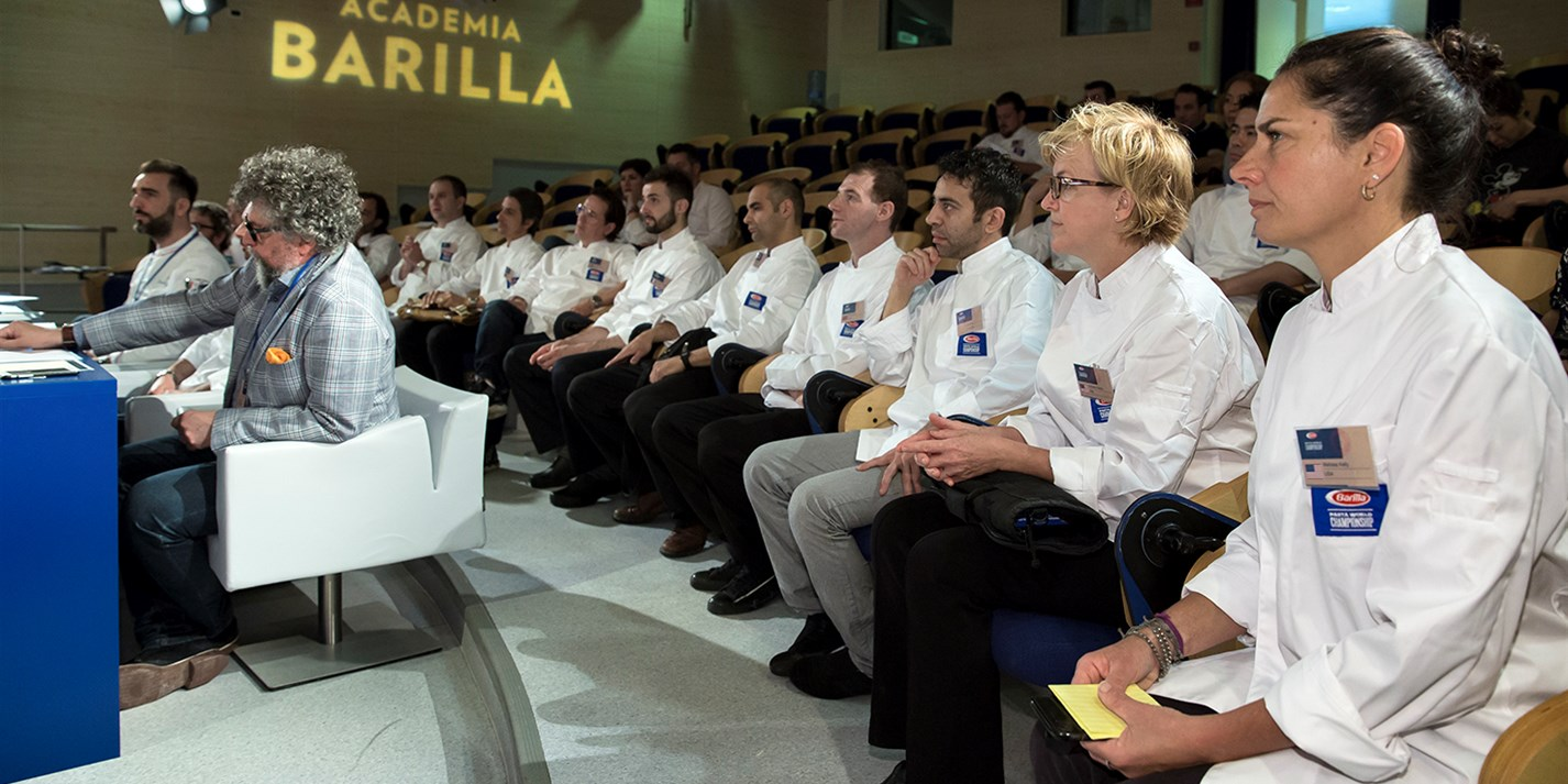 Pasta World Championship 2016: a judge's perspective