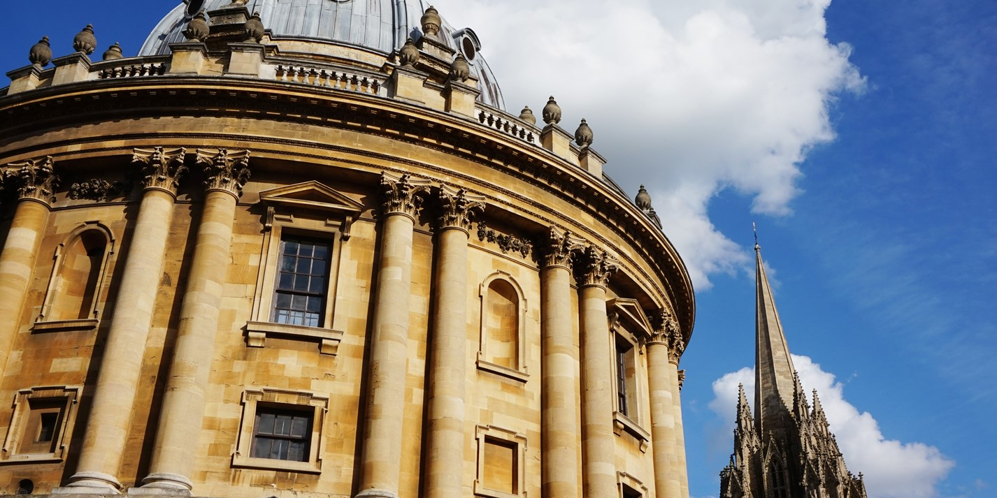Oxford food and drink guide
