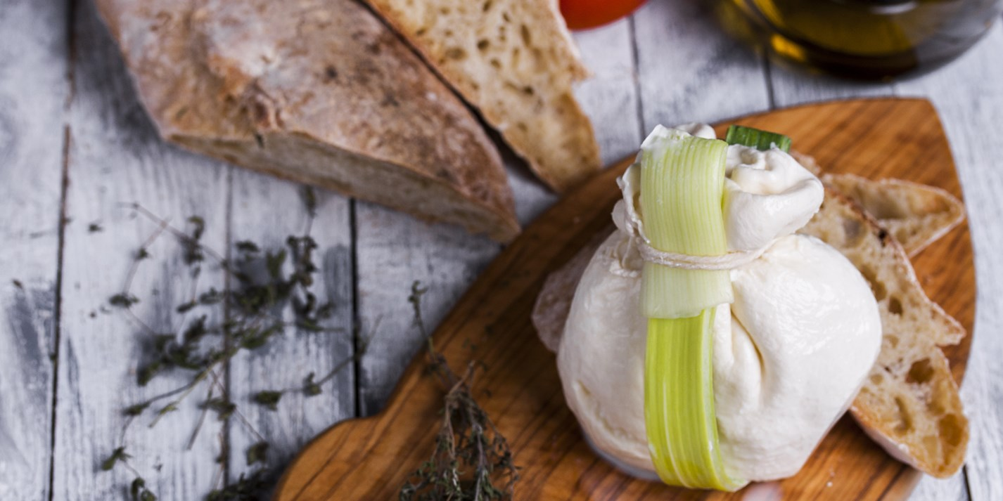 Burrata: creamy white heaven from Puglia
