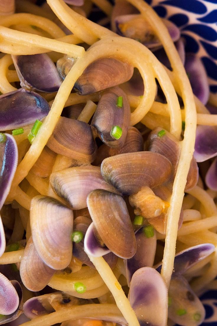 Clam Recipes Great Italian Chefs