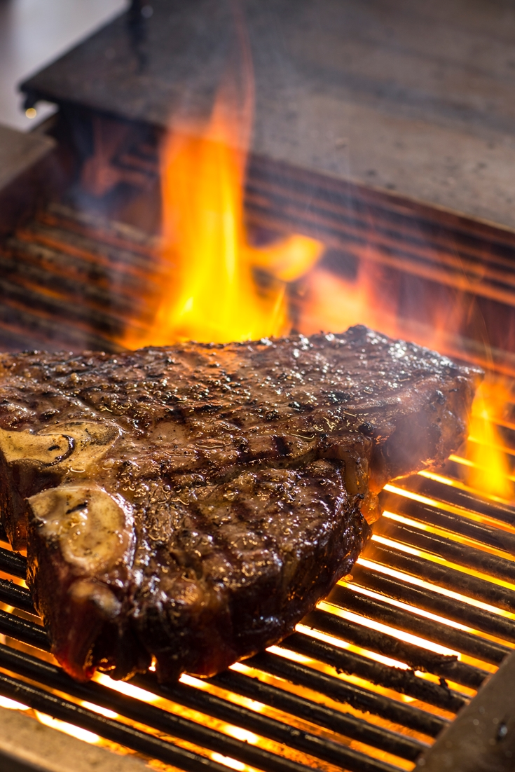 How To Grill T Bone Steak Great British Chefs