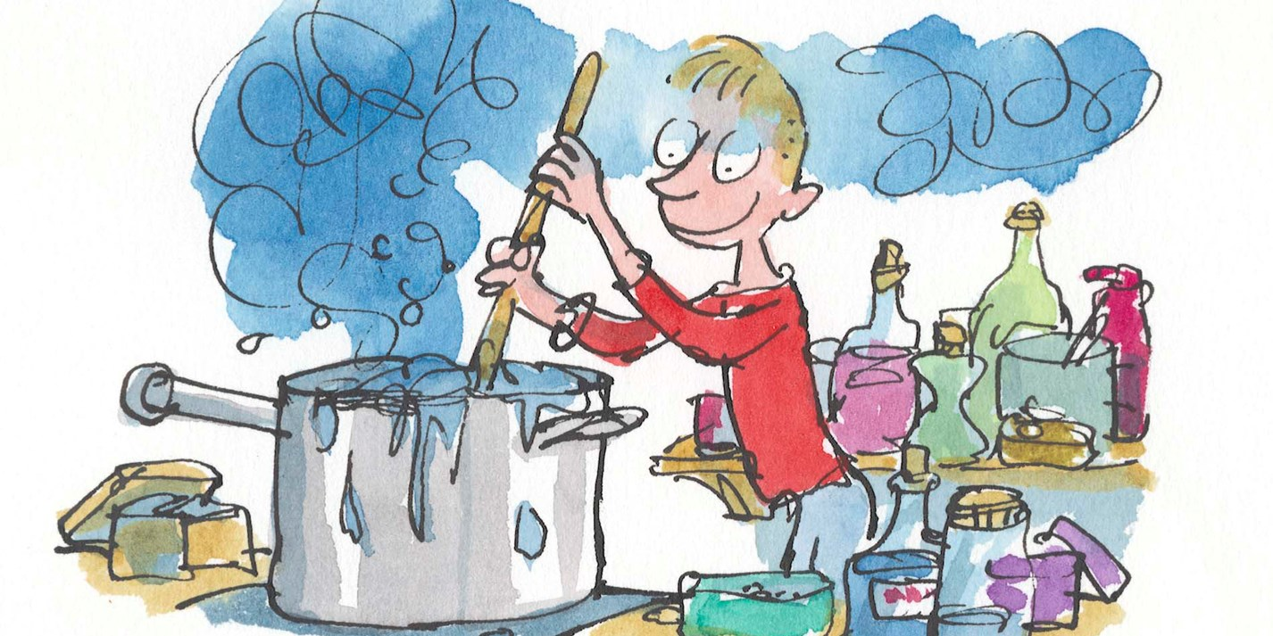 Roald Dahl And Food Great British Chefs