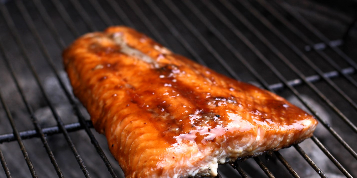 Easy salmon recipes