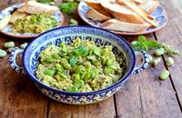 Bigilla - Maltese broad bean dip