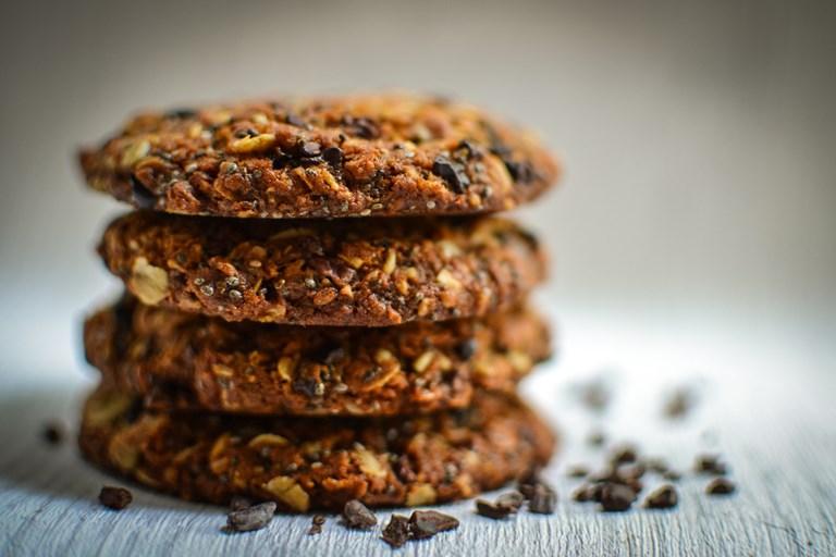 recipe: cacao nib cookies vegan [9]