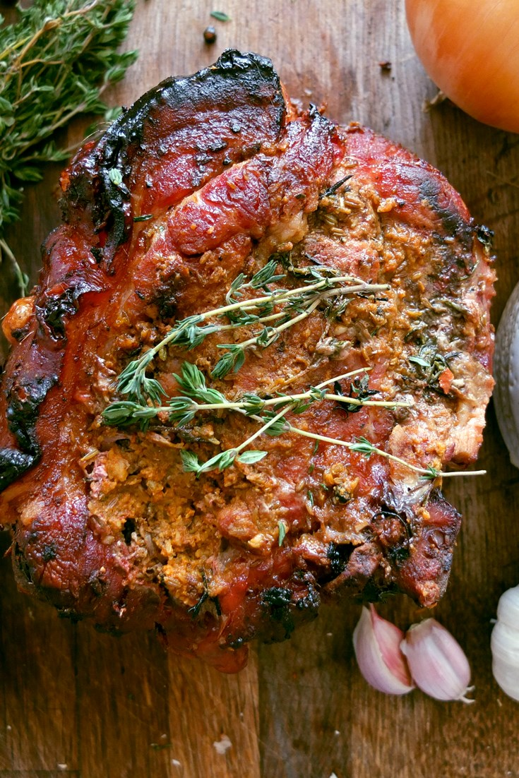 Mexican Roast Pork Shoulder Recipe Great British Chefs