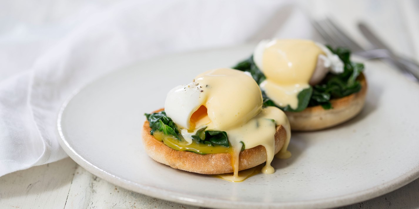 Eggs Florentine Recipe - Great British Chefs