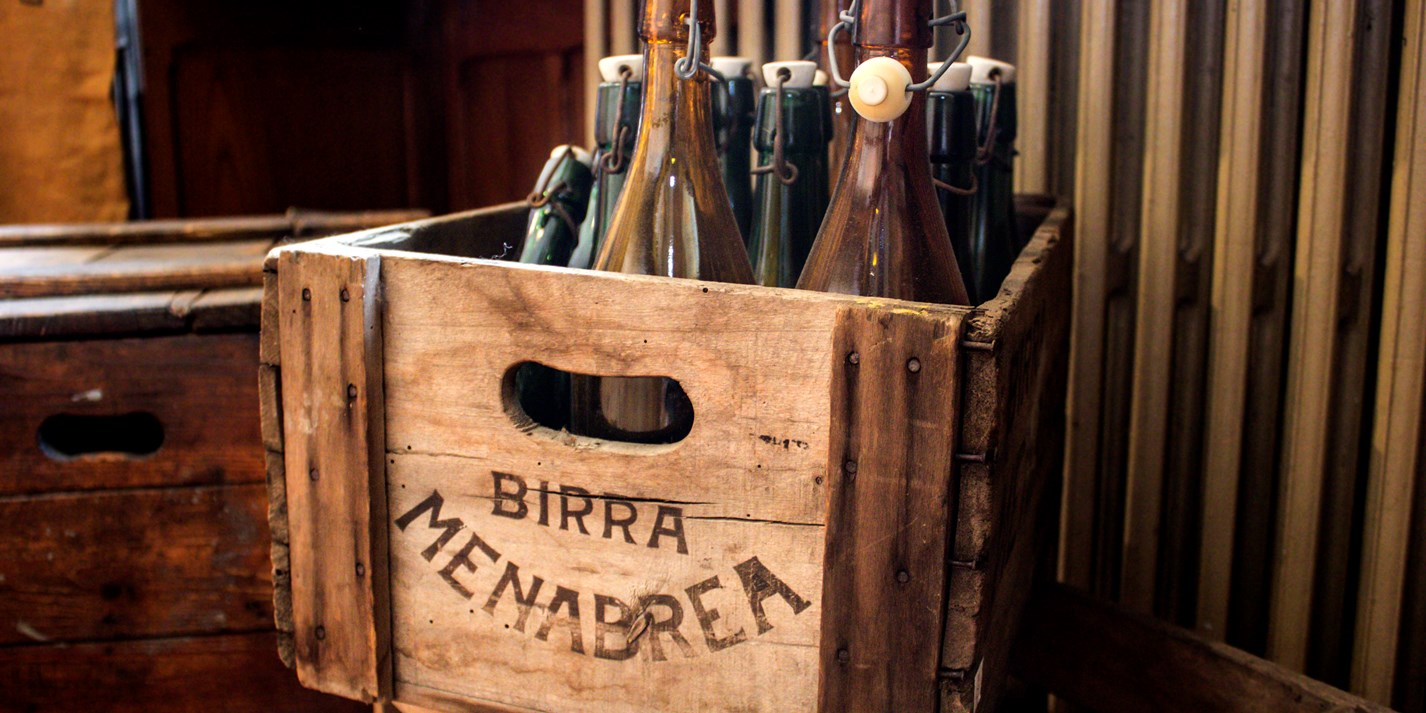 Menabrea: the beer from Biella