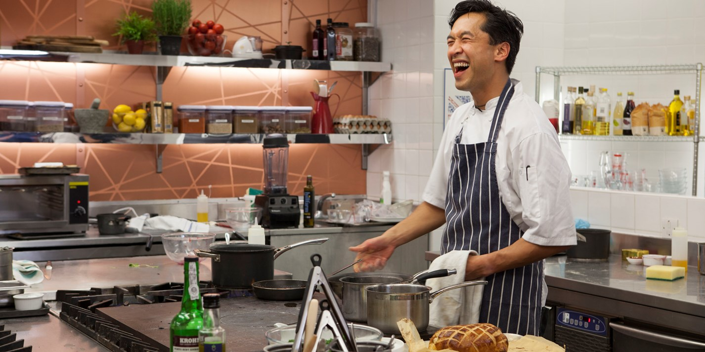 Great British Menu 2016: South West heat preview
