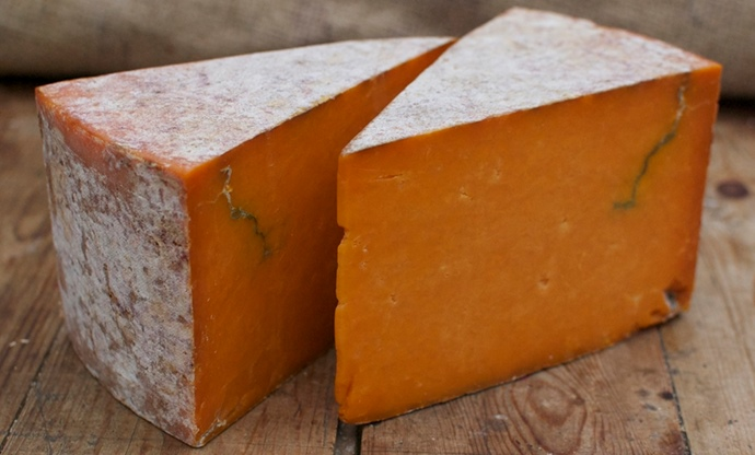 Sparkenhoe Red Leicester