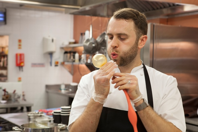 Great British Menu 2016: North West heat preview