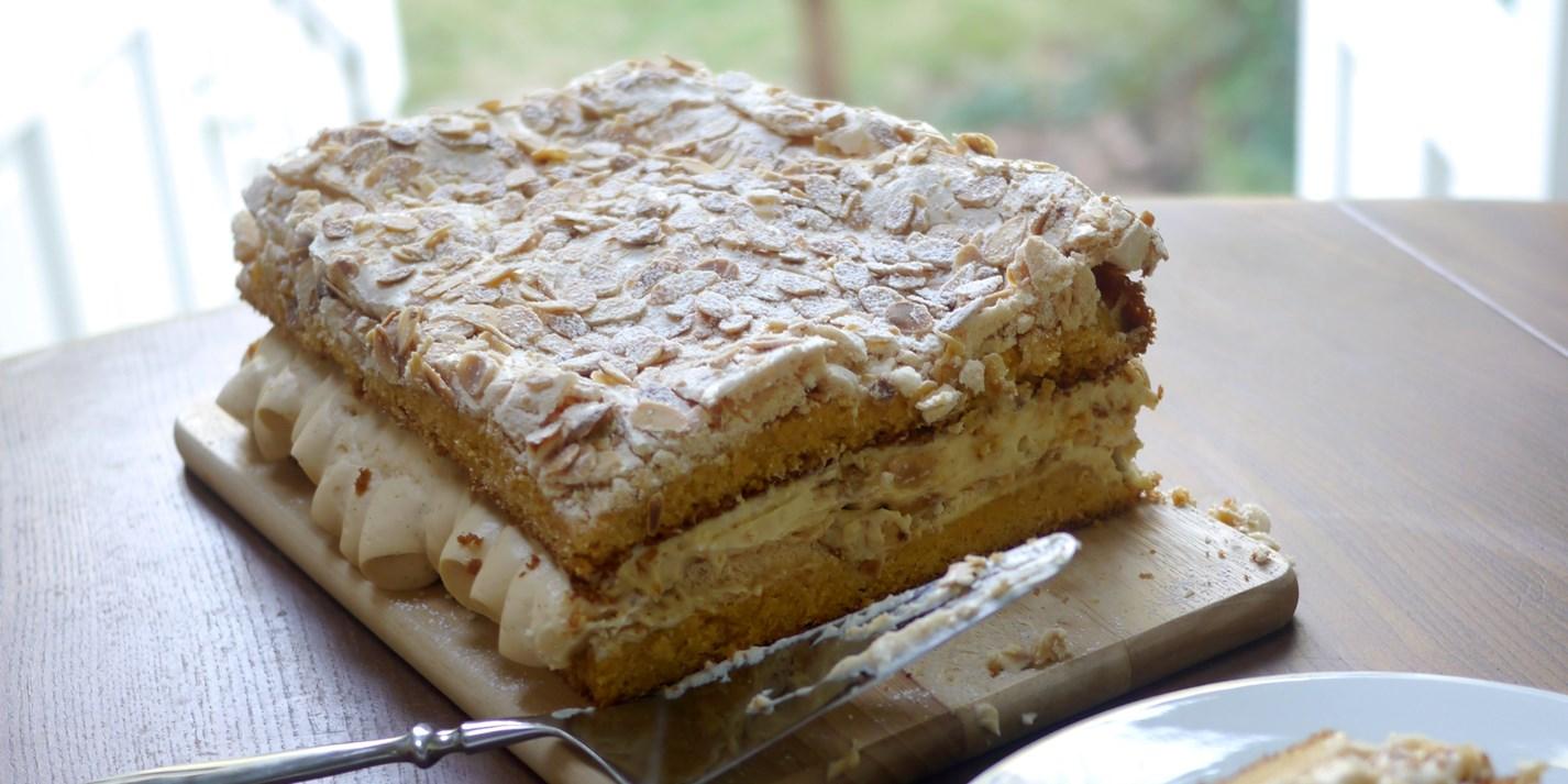 Kvæfjordkake Recipe - Great British Chefs