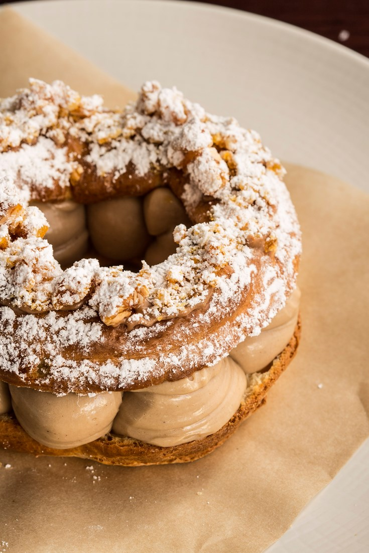 Classic Paris Brest Recipe Great British Chefs