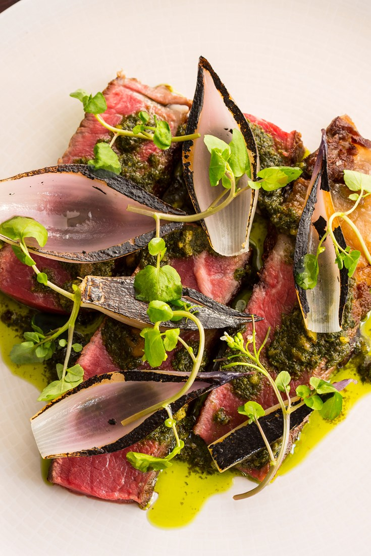 Longhorn Beef Sirloin Recipe With Charred Onions Great