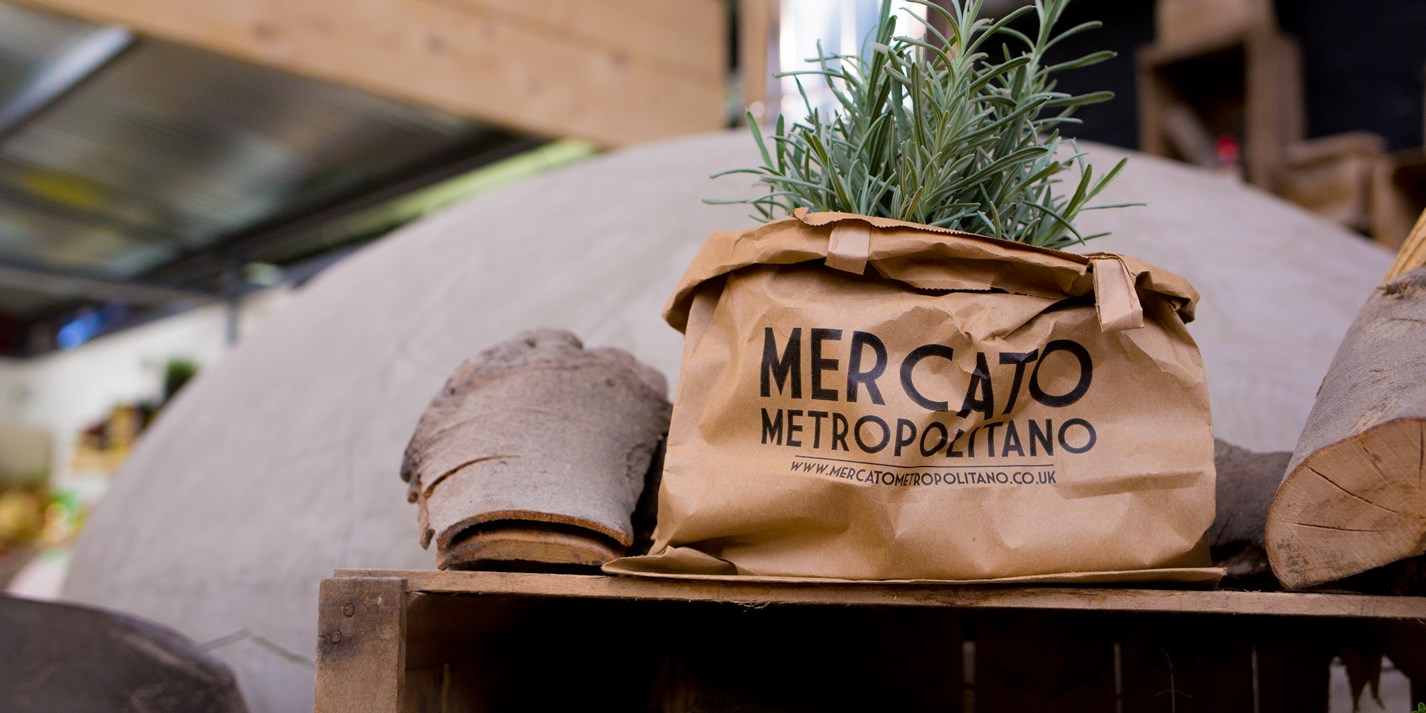 Mercato Metropolitano: London's new Italian food market