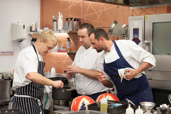 Great British Menu 2016: Central heat preview