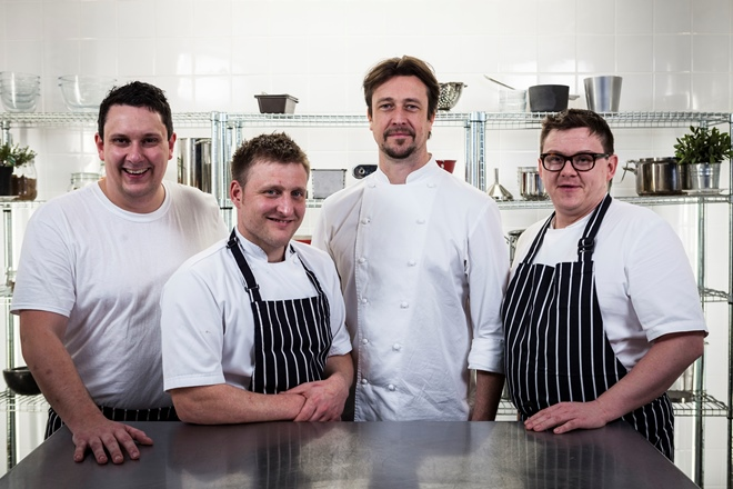 Great British Menu 2016: Wales heat recap