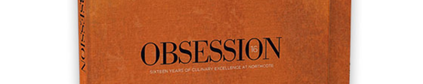 Win one of two Obsession cook books