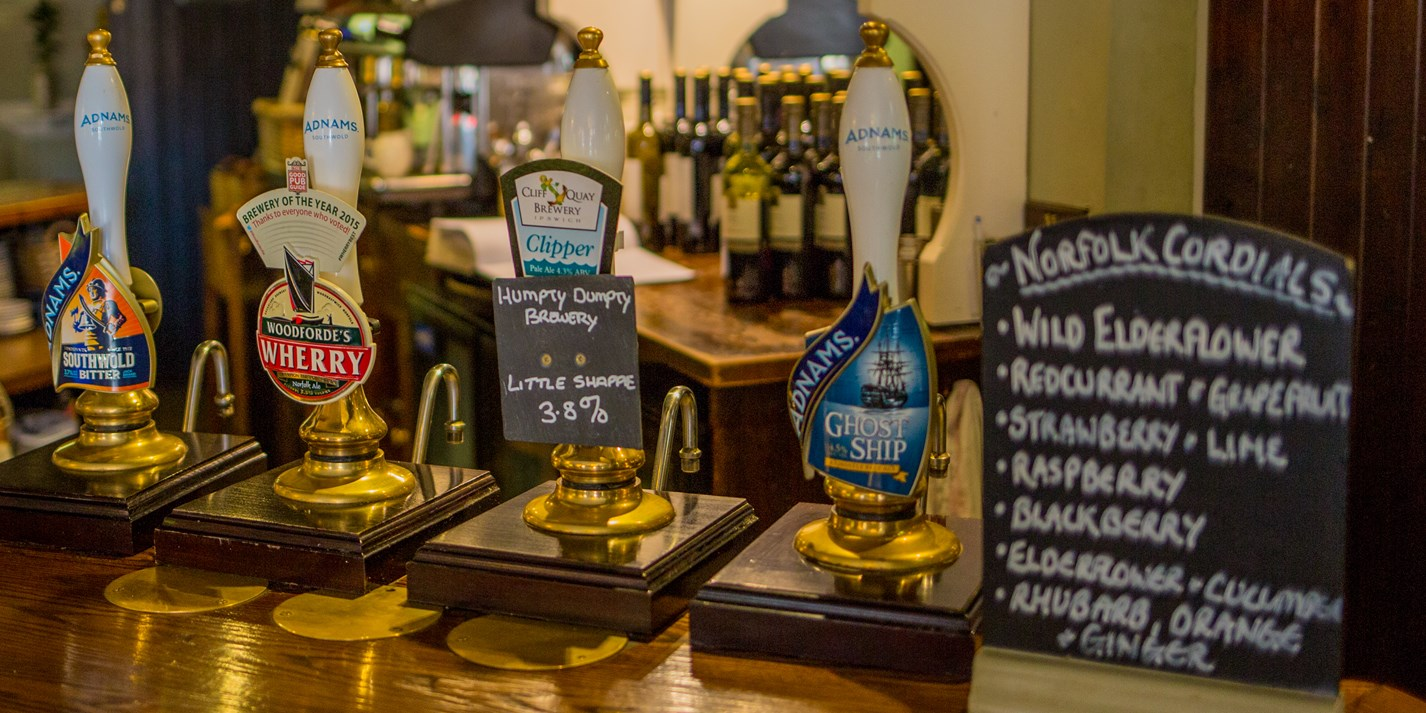 Michelin-starred chefs and their favourite pubs