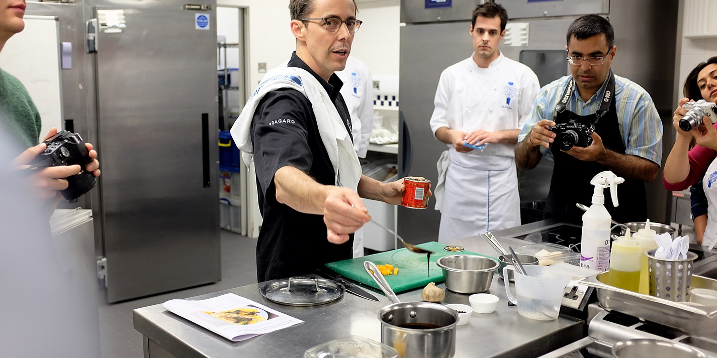 Cook school confidential: cooking with cod