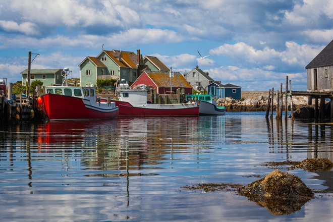 Eastern Canada: a paradise for seafood lovers