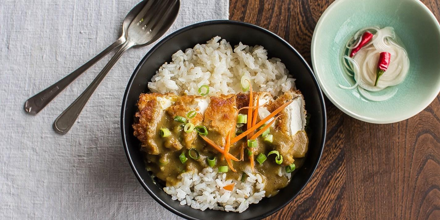 Tofu Katsu Curry Recipe Great British Chefs